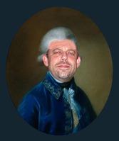 Portret van De Stadhouder